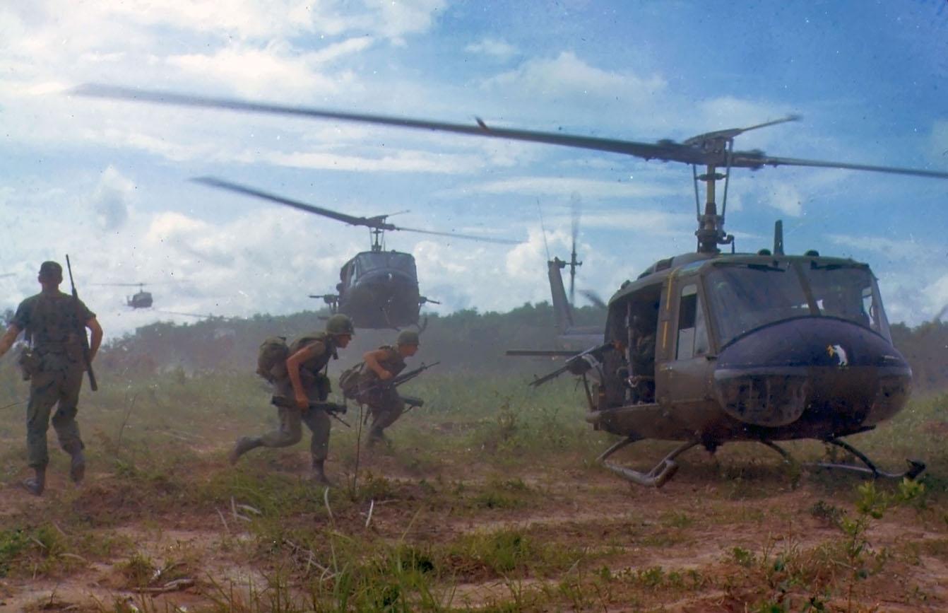 La Guerra de Vietnam, (1964 - 1975)