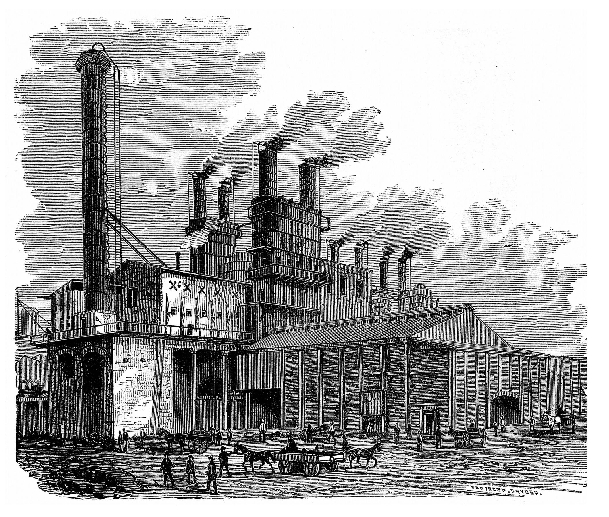 La Segunda Revolución Industrial e Imperialismo